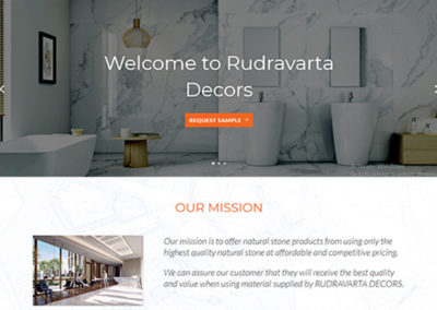 Rudravarta Decors